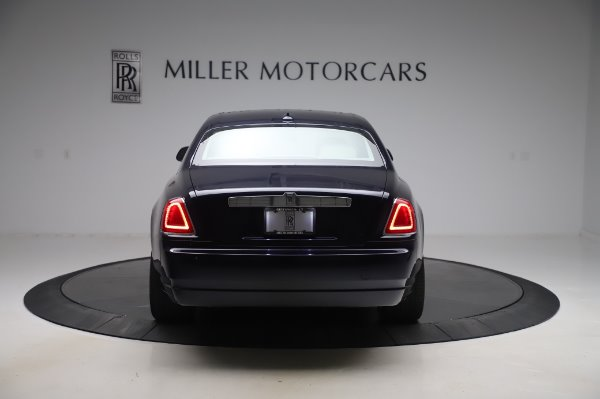 Used 2016 Rolls-Royce Ghost for sale Sold at Rolls-Royce Motor Cars Greenwich in Greenwich CT 06830 6