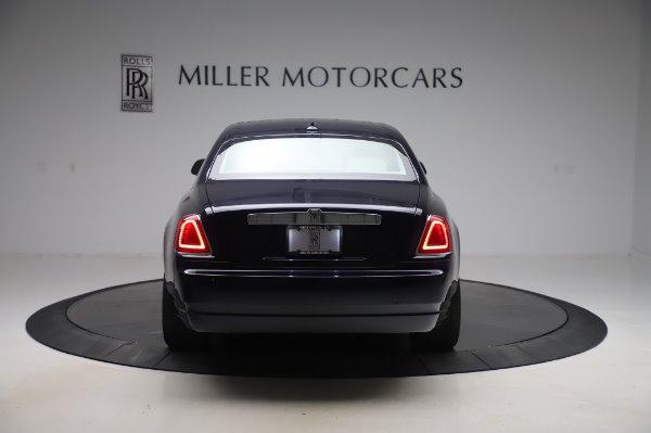 Used 2016 Rolls-Royce Ghost for sale $173,900 at Rolls-Royce Motor Cars Greenwich in Greenwich CT 06830 6