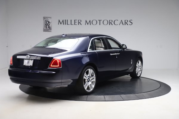 Used 2016 Rolls-Royce Ghost for sale $173,900 at Rolls-Royce Motor Cars Greenwich in Greenwich CT 06830 7