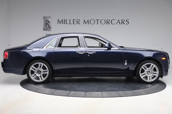 Used 2016 Rolls-Royce Ghost for sale Sold at Rolls-Royce Motor Cars Greenwich in Greenwich CT 06830 8