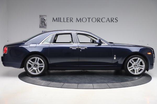 Used 2016 Rolls-Royce Ghost for sale $173,900 at Rolls-Royce Motor Cars Greenwich in Greenwich CT 06830 8