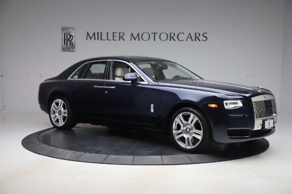 Used 2016 Rolls-Royce Ghost for sale $173,900 at Rolls-Royce Motor Cars Greenwich in Greenwich CT 06830 9