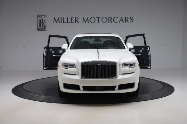 Used 2018 Rolls-Royce Ghost for sale $247,900 at Rolls-Royce Motor Cars Greenwich in Greenwich CT 06830 10