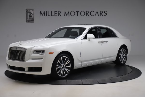 Used 2018 Rolls-Royce Ghost for sale $247,900 at Rolls-Royce Motor Cars Greenwich in Greenwich CT 06830 3