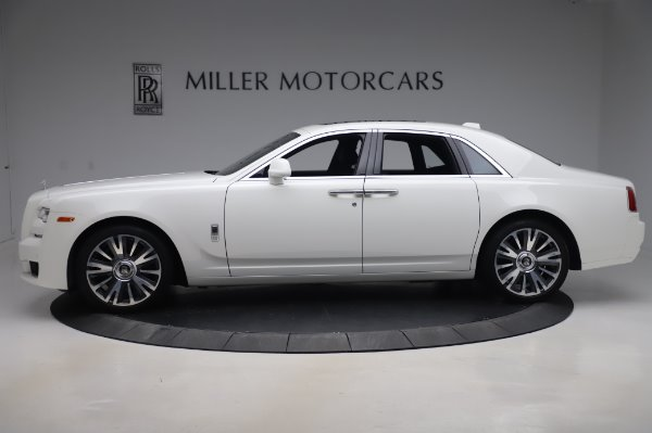 Used 2018 Rolls-Royce Ghost for sale $247,900 at Rolls-Royce Motor Cars Greenwich in Greenwich CT 06830 4