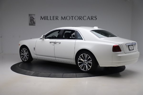 Used 2018 Rolls-Royce Ghost for sale $247,900 at Rolls-Royce Motor Cars Greenwich in Greenwich CT 06830 5