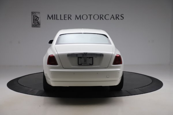 Used 2018 Rolls-Royce Ghost for sale $247,900 at Rolls-Royce Motor Cars Greenwich in Greenwich CT 06830 6