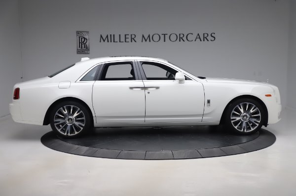 Used 2018 Rolls-Royce Ghost for sale $247,900 at Rolls-Royce Motor Cars Greenwich in Greenwich CT 06830 8
