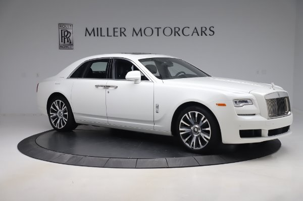 Used 2018 Rolls-Royce Ghost for sale $247,900 at Rolls-Royce Motor Cars Greenwich in Greenwich CT 06830 9