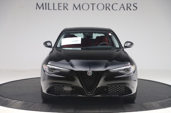 New 2020 Alfa Romeo Giulia Q4 for sale $48,445 at Rolls-Royce Motor Cars Greenwich in Greenwich CT 06830 12