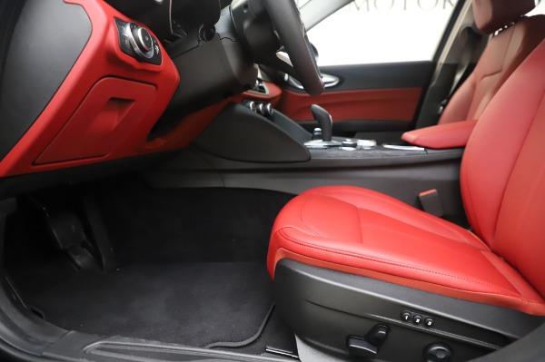 New 2020 Alfa Romeo Giulia Q4 for sale $48,445 at Rolls-Royce Motor Cars Greenwich in Greenwich CT 06830 14