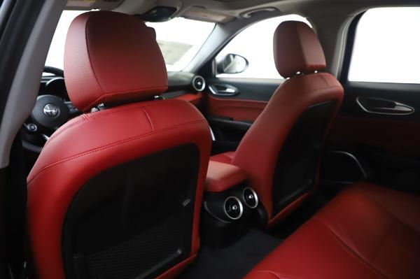 New 2020 Alfa Romeo Giulia Q4 for sale $48,445 at Rolls-Royce Motor Cars Greenwich in Greenwich CT 06830 20