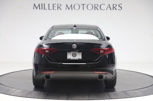 New 2020 Alfa Romeo Giulia Q4 for sale $48,445 at Rolls-Royce Motor Cars Greenwich in Greenwich CT 06830 6