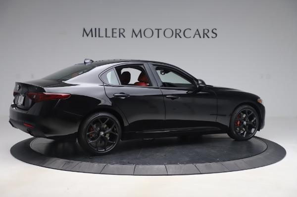 New 2020 Alfa Romeo Giulia Q4 for sale $48,445 at Rolls-Royce Motor Cars Greenwich in Greenwich CT 06830 8