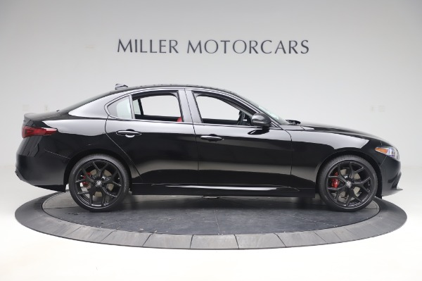 New 2020 Alfa Romeo Giulia Q4 for sale $48,445 at Rolls-Royce Motor Cars Greenwich in Greenwich CT 06830 9