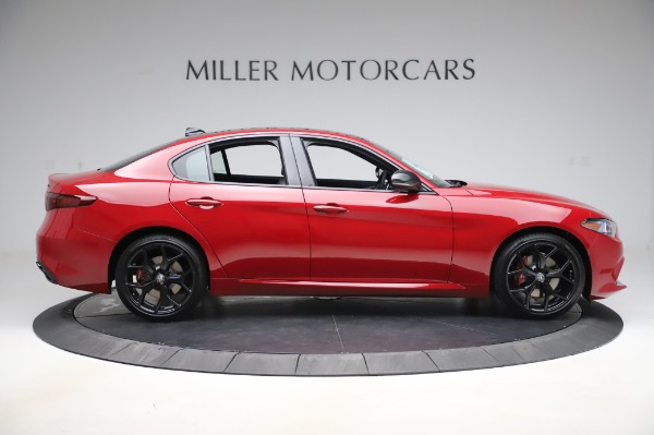 New 2020 Alfa Romeo Giulia Sport Q4 for sale Call for price at Rolls-Royce Motor Cars Greenwich in Greenwich CT 06830 9