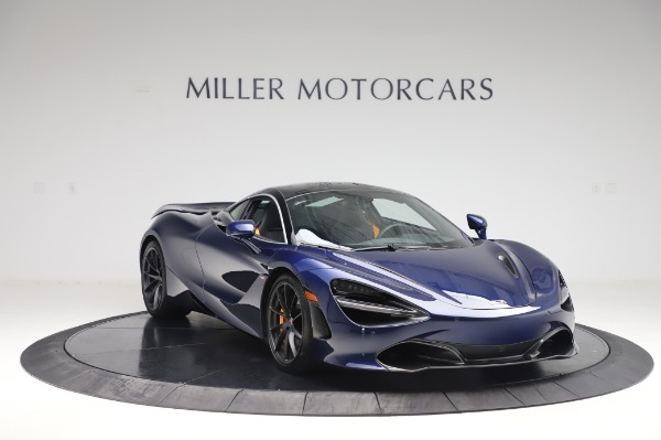 Used 2018 McLaren 720S Luxury for sale Call for price at Rolls-Royce Motor Cars Greenwich in Greenwich CT 06830 10