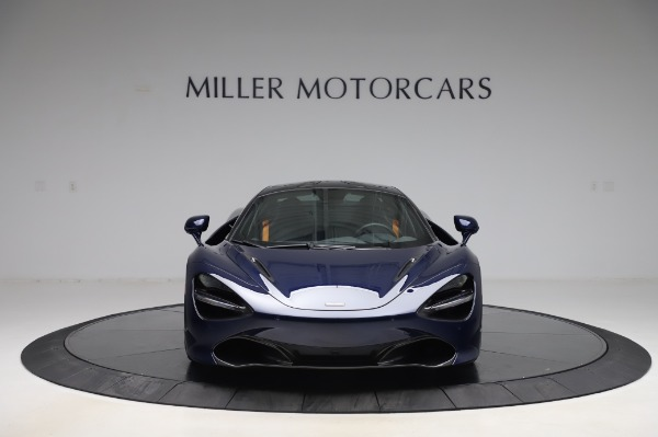 Used 2018 McLaren 720S Luxury for sale Call for price at Rolls-Royce Motor Cars Greenwich in Greenwich CT 06830 11