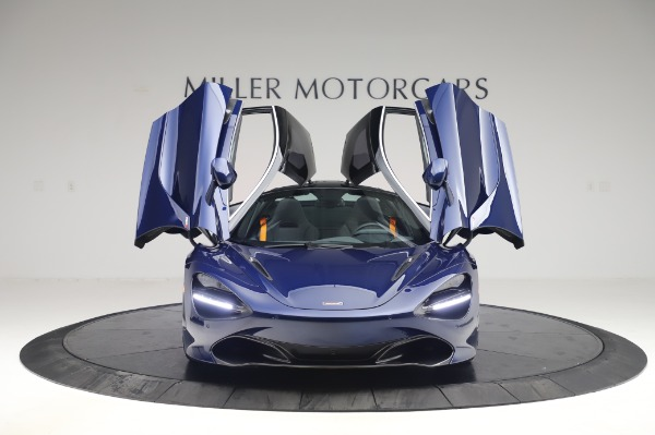 Used 2018 McLaren 720S Luxury for sale Call for price at Rolls-Royce Motor Cars Greenwich in Greenwich CT 06830 12