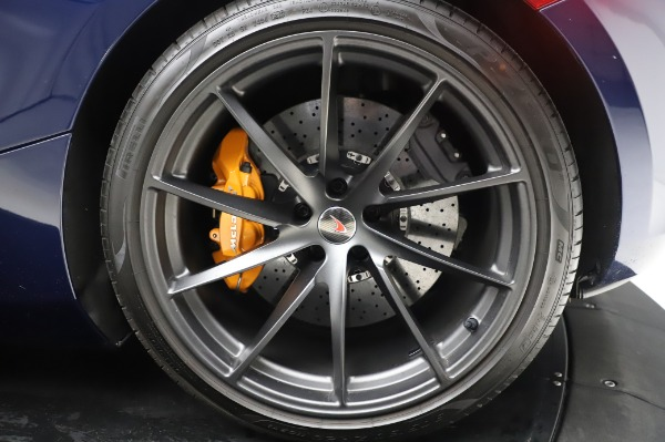 Used 2018 McLaren 720S Luxury for sale Call for price at Rolls-Royce Motor Cars Greenwich in Greenwich CT 06830 15