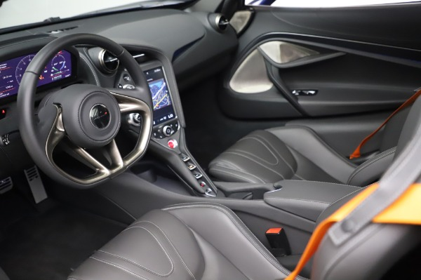 Used 2018 McLaren 720S Luxury for sale Call for price at Rolls-Royce Motor Cars Greenwich in Greenwich CT 06830 16
