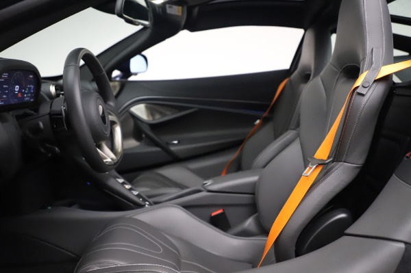 Used 2018 McLaren 720S Luxury for sale Call for price at Rolls-Royce Motor Cars Greenwich in Greenwich CT 06830 17