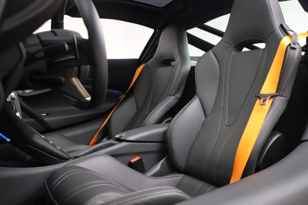 Used 2018 McLaren 720S Luxury for sale Call for price at Rolls-Royce Motor Cars Greenwich in Greenwich CT 06830 18