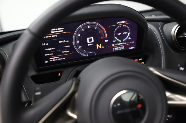 Used 2018 McLaren 720S Luxury for sale Call for price at Rolls-Royce Motor Cars Greenwich in Greenwich CT 06830 19