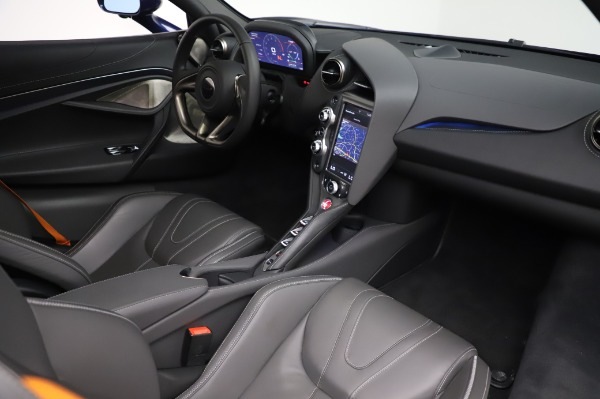 Used 2018 McLaren 720S Luxury for sale Call for price at Rolls-Royce Motor Cars Greenwich in Greenwich CT 06830 20