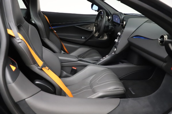 Used 2018 McLaren 720S Luxury for sale Call for price at Rolls-Royce Motor Cars Greenwich in Greenwich CT 06830 21