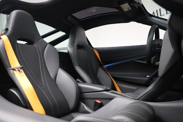 Used 2018 McLaren 720S Luxury for sale Call for price at Rolls-Royce Motor Cars Greenwich in Greenwich CT 06830 22