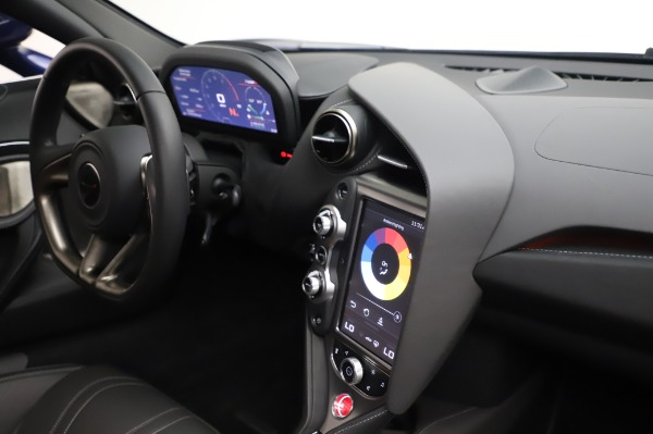 Used 2018 McLaren 720S Luxury for sale Call for price at Rolls-Royce Motor Cars Greenwich in Greenwich CT 06830 25