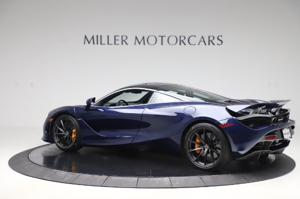 Used 2018 McLaren 720S Luxury for sale Call for price at Rolls-Royce Motor Cars Greenwich in Greenwich CT 06830 3