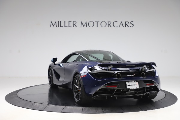 Used 2018 McLaren 720S Luxury for sale Call for price at Rolls-Royce Motor Cars Greenwich in Greenwich CT 06830 4