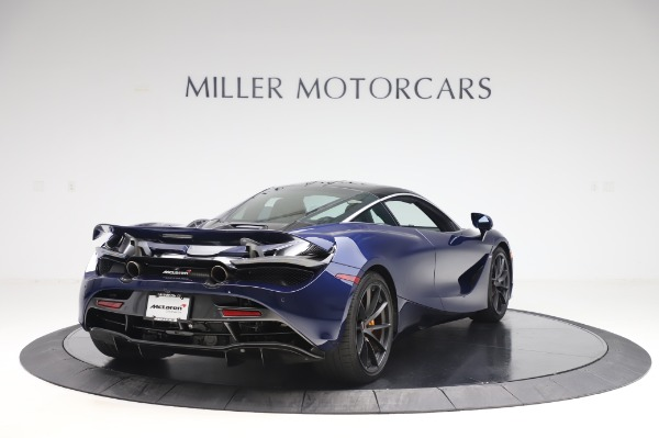 Used 2018 McLaren 720S Luxury for sale Call for price at Rolls-Royce Motor Cars Greenwich in Greenwich CT 06830 6