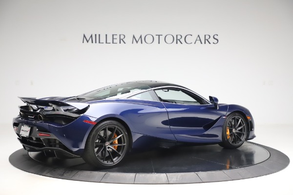 Used 2018 McLaren 720S Luxury for sale Call for price at Rolls-Royce Motor Cars Greenwich in Greenwich CT 06830 7
