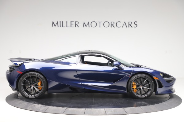 Used 2018 McLaren 720S Luxury for sale Call for price at Rolls-Royce Motor Cars Greenwich in Greenwich CT 06830 8