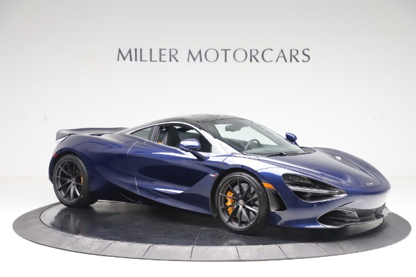 Used 2018 McLaren 720S Luxury for sale Call for price at Rolls-Royce Motor Cars Greenwich in Greenwich CT 06830 9