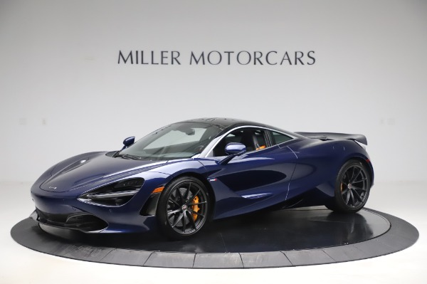 Used 2018 McLaren 720S Luxury for sale Call for price at Rolls-Royce Motor Cars Greenwich in Greenwich CT 06830 1