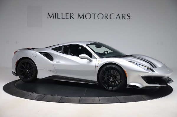 Used 2019 Ferrari 488 Pista for sale $445,900 at Rolls-Royce Motor Cars Greenwich in Greenwich CT 06830 10