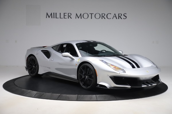 Used 2019 Ferrari 488 Pista for sale $445,900 at Rolls-Royce Motor Cars Greenwich in Greenwich CT 06830 11