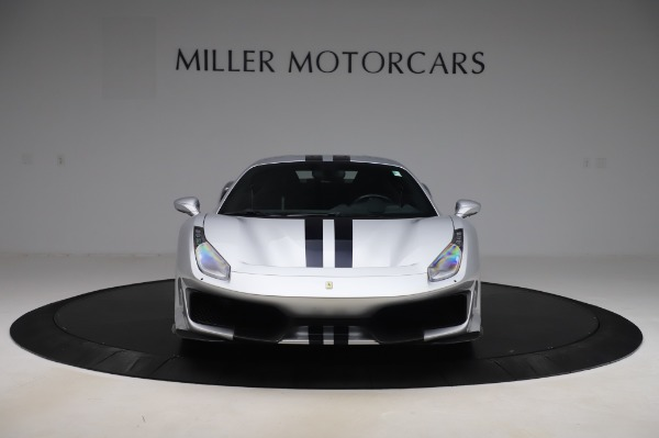 Used 2019 Ferrari 488 Pista for sale $445,900 at Rolls-Royce Motor Cars Greenwich in Greenwich CT 06830 12