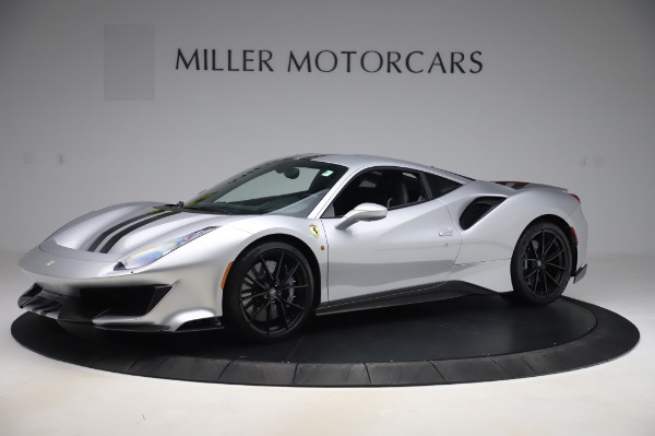 Used 2019 Ferrari 488 Pista for sale $445,900 at Rolls-Royce Motor Cars Greenwich in Greenwich CT 06830 2