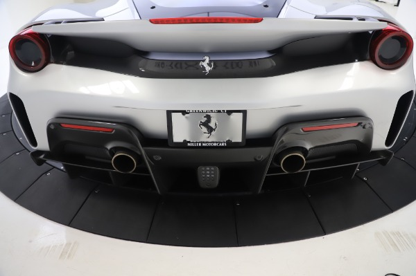 Used 2019 Ferrari 488 Pista for sale $445,900 at Rolls-Royce Motor Cars Greenwich in Greenwich CT 06830 28