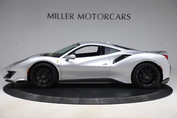 Used 2019 Ferrari 488 Pista for sale $445,900 at Rolls-Royce Motor Cars Greenwich in Greenwich CT 06830 3