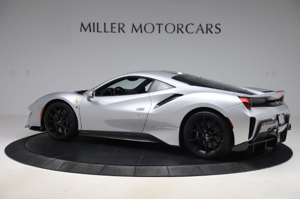Used 2019 Ferrari 488 Pista for sale $445,900 at Rolls-Royce Motor Cars Greenwich in Greenwich CT 06830 4