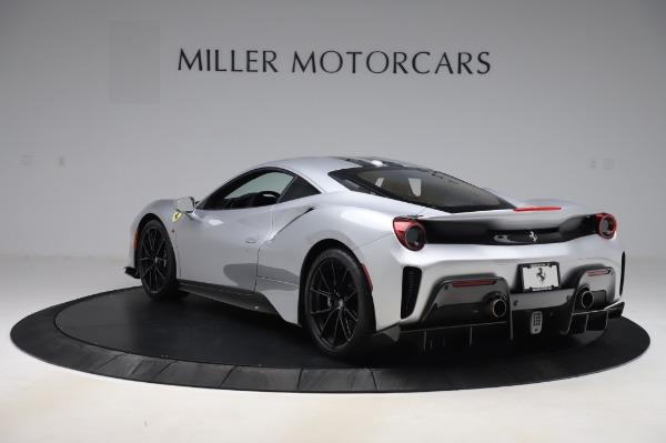 Used 2019 Ferrari 488 Pista for sale $445,900 at Rolls-Royce Motor Cars Greenwich in Greenwich CT 06830 5