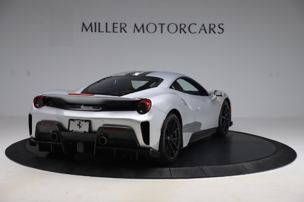 Used 2019 Ferrari 488 Pista for sale $445,900 at Rolls-Royce Motor Cars Greenwich in Greenwich CT 06830 7