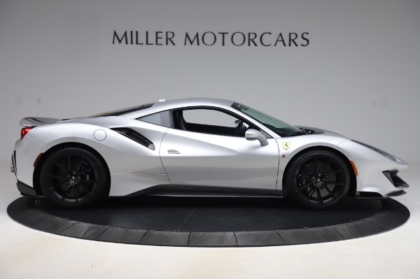 Used 2019 Ferrari 488 Pista for sale $445,900 at Rolls-Royce Motor Cars Greenwich in Greenwich CT 06830 9