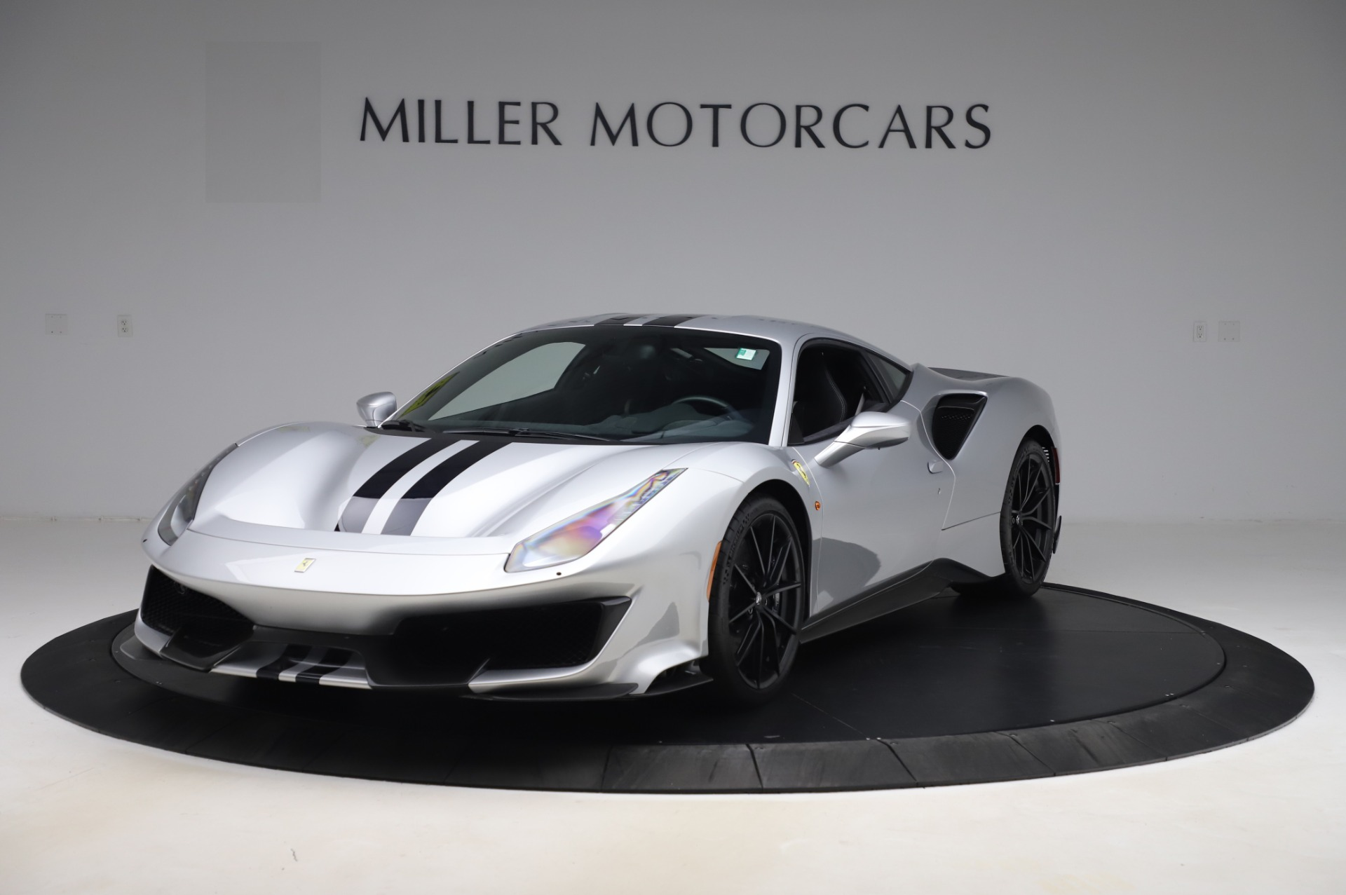 Used 2019 Ferrari 488 Pista for sale $445,900 at Rolls-Royce Motor Cars Greenwich in Greenwich CT 06830 1